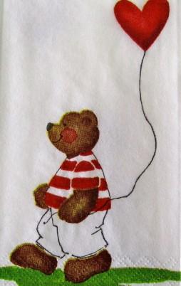 Bears & Other Animals 4005_0.60_(10.5x5.5cm)