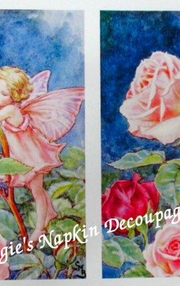 Decoupage Papers A4 Size Set 1 1001_2.00