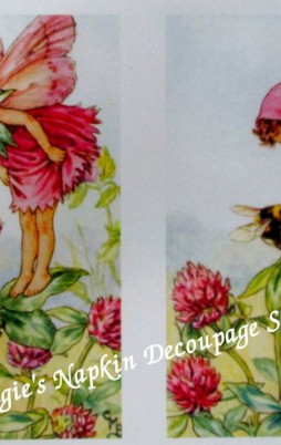 Decoupage Papers A4 Size Set 1 1002_2.00