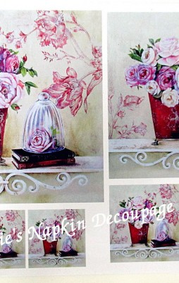 Decoupage Papers A4 Size Set 2 1007_2.00