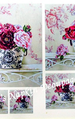 Decoupage Papers A4 Size Set 2 1009_2.00
