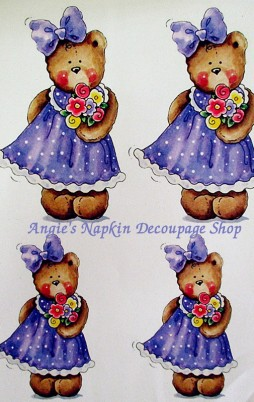 Decoupage Papers A4 Size Set 4 1003_2.00