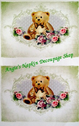 Decoupage Papers A4 Size Set 4 1007_2.00