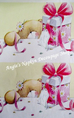 Decoupage Papers A4 Size Set 4 1012_2.00