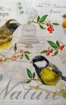 Flowers Birds & Butterflies 1002_1.00