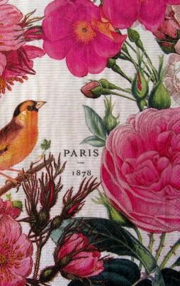 Flowers Birds & Butterflies 1010_1.50_(11x21cm)