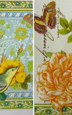 Flowers Birds & Butterflies 3007_1.00