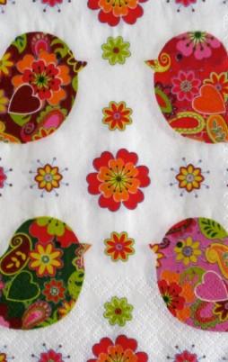 Flowers Birds & Butterflies 3008_1.00