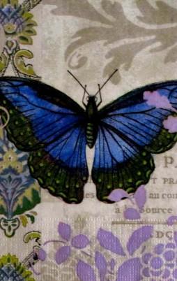 Flowers Birds & Butterflies 3012_1.00