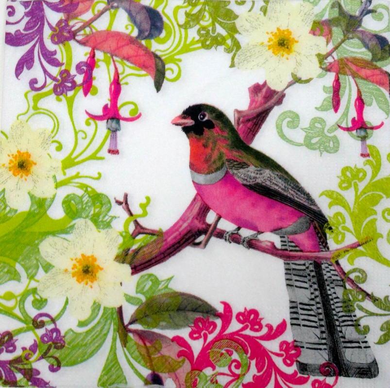Flowers Birds & Butterflies 4002_1.00