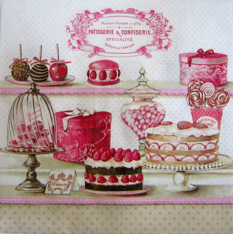 Shabby Chic Country Series 1004_1.00