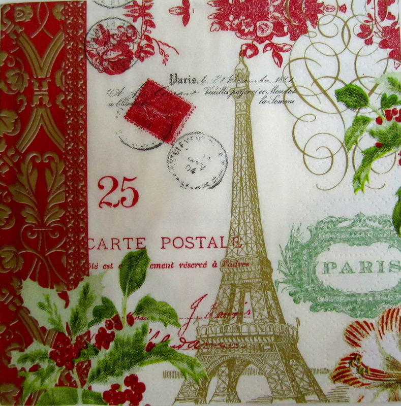 Shabby Chic Country Series 1006_0.80_(25x25cm)