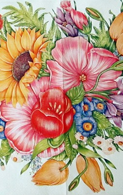 Floral 9010