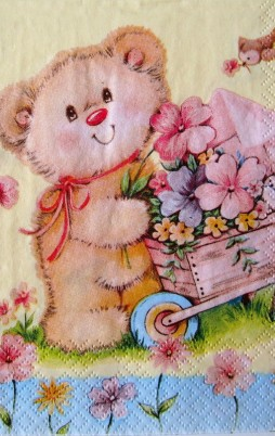 Bears & Other Animals 1004_1.00